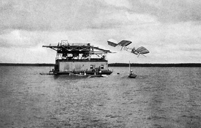 Langley flight attempt
