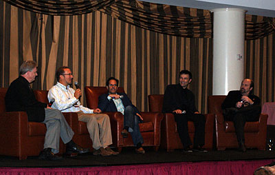 NewSpace 2008 panel