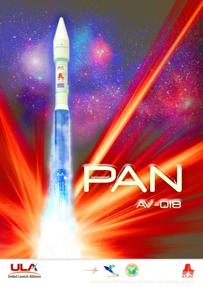 PAN launch poster