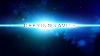 Defying Gravity logo
