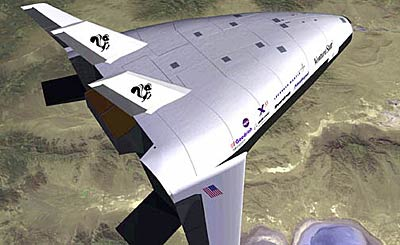 X-33 illustration
