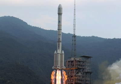 Chinese launch