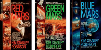 Red/Green/Blue Mars