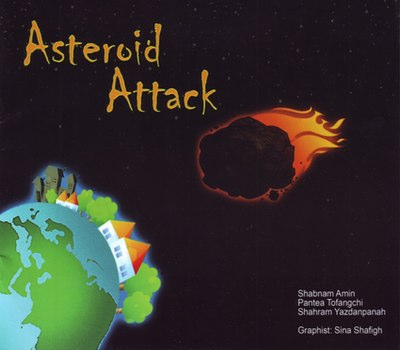 Asteroid Attack