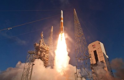 Delta IV launch
