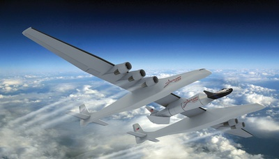 Stratolauncher and Dream Chaser
