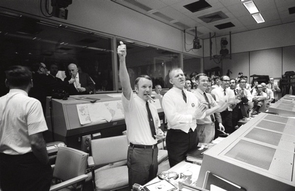 Apollo 13 celebration