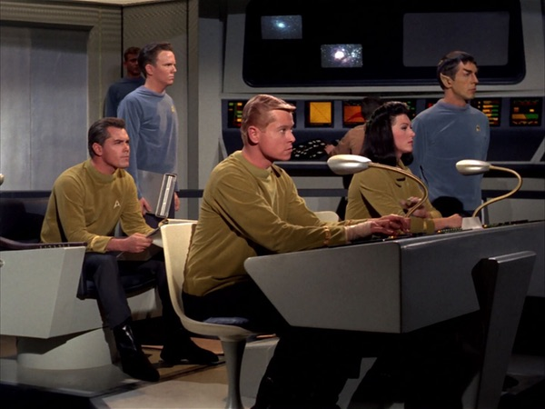 Star Trek: The Cage screenshot