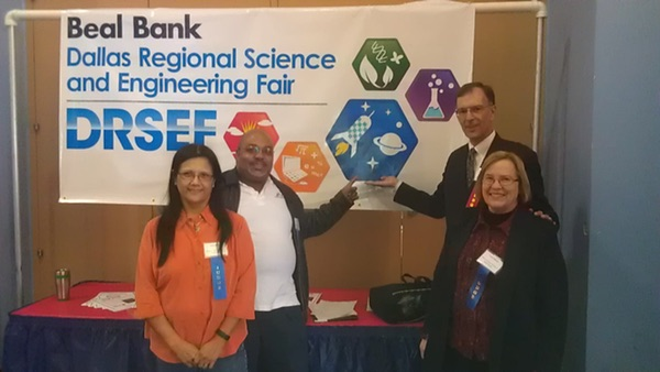 science fair judges