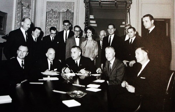 LBJ Space Council