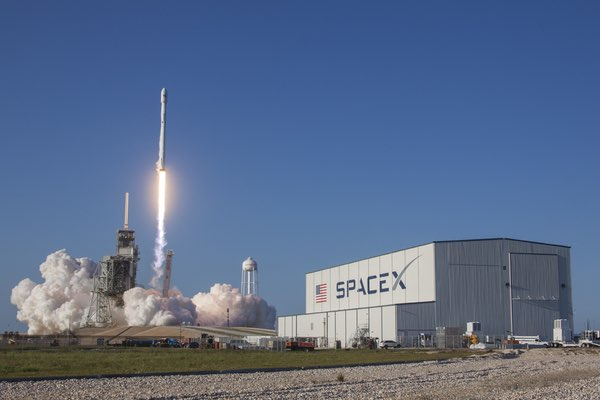 Falcon 9 SES-10 launch