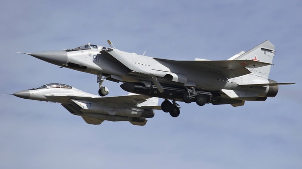 MiG-31 and ASAT