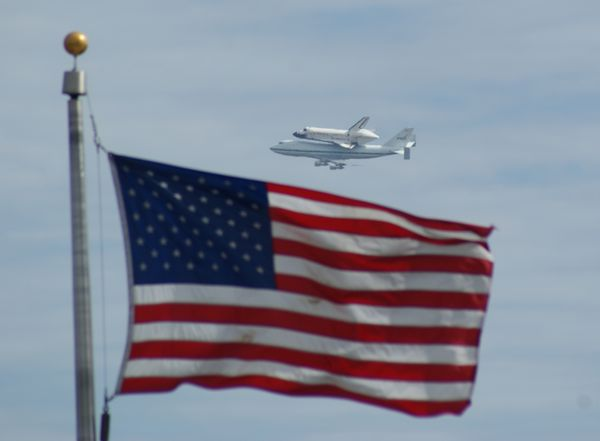 Discovery and flag